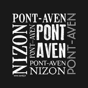 Logo les vitrines de Pont Aven