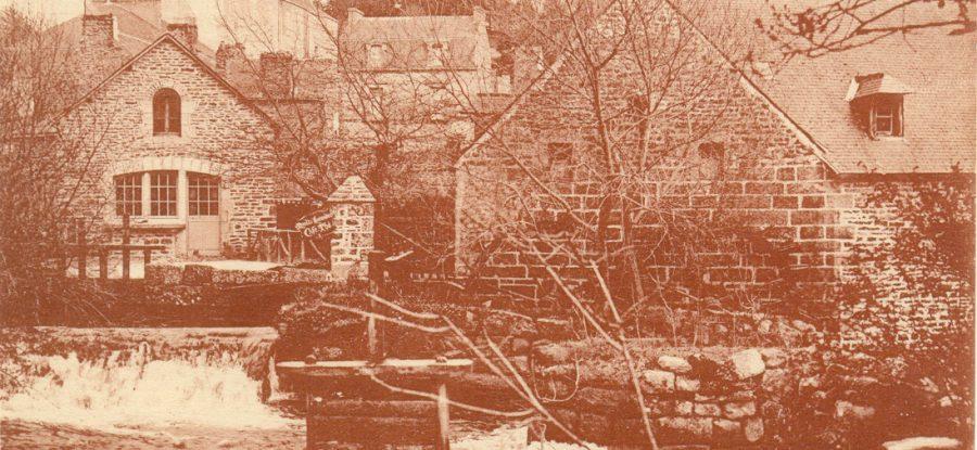 Moulin de Rosmadec à Pont Aven