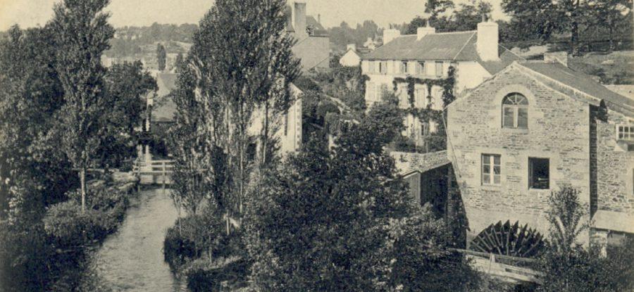 Viaduc à Pont Aven