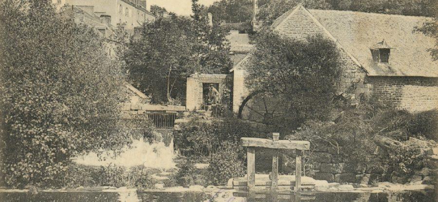 Moulin à Pont Aven