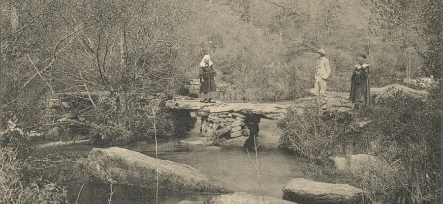 Pont du Plessis à Pont Aven