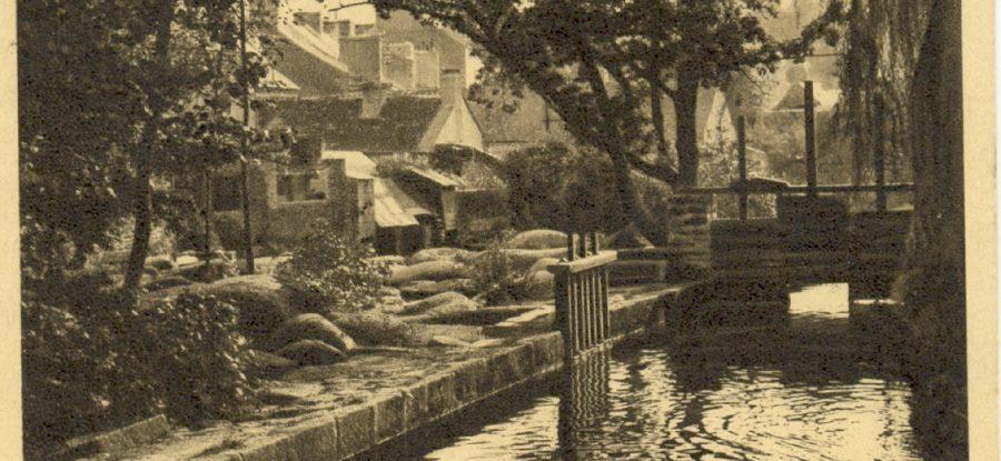 Photo ancienne de Pont Aven