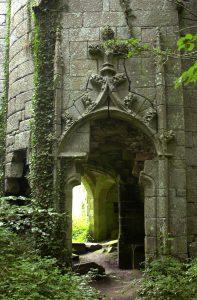 Vestiges de rustephan à Pont Aven